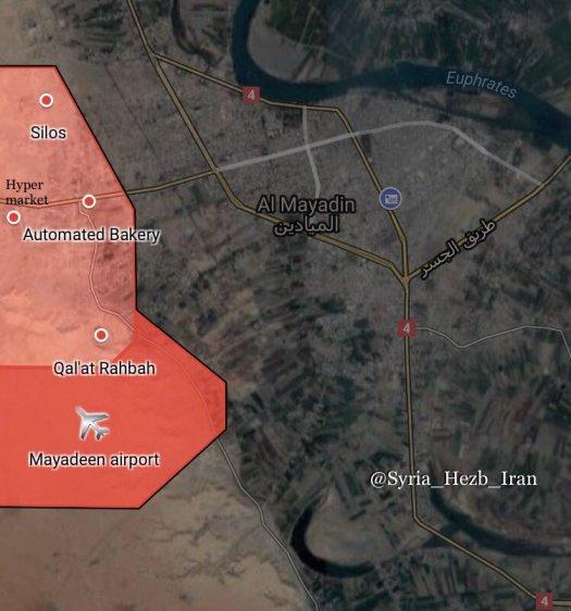 Liberation of Mayadin City-2