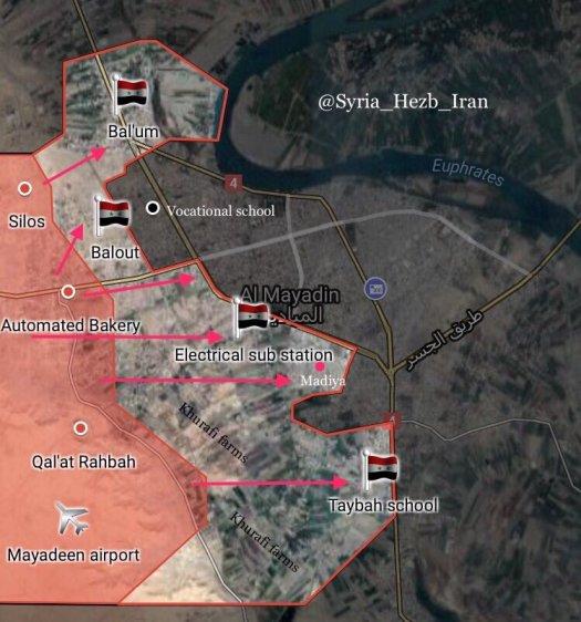 Liberation of Mayadin City-3