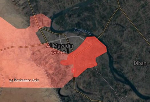 Liberation of Mayadin City-4