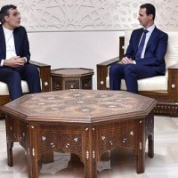 "President Bashar al-Assad: ""The victories achieved by the Syrian Arab Army and the supporting allied forces, resulted in inflicting defeats on the terrorist organizations, also consolidated the international law and the right of countries to defend their sovereignty and territorial integrity"""