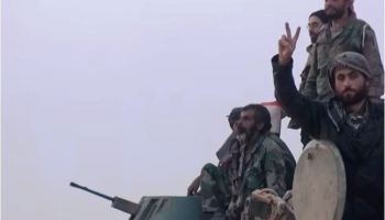 Syrian Arab Army cleanses al-Boukaml surrounding areas from terrorist gangs presence, Russian bombers destroy Daesh positions and munitions depots, new areas regained by Syrian govt forces in Hama province
