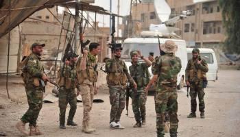Syrian Arab Army regains control over new areas in Deir Ezzor, liberation of al-Boukamal foils Israeli-US project [+Videos]
