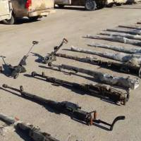 Syrian Arab Army discovers car bombs and U.S.-Israeli weaponry in Daesh hideouts in Deir Ezzor [Photo-Video Report]