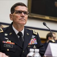 """U.S. Army Gen. Joseph Votel, commander of U.S. Central Command: """"Russia, Iran prevent Syria from """"Moving Forward"""", Russian Air Defenses threaten U.S. air power's dominance"""""""