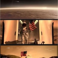 When the Americans will arrive on Mars...